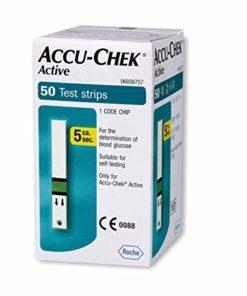 Accu Chek Active Strip