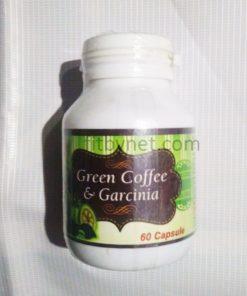 GREEN COFFEE & GARCINIA