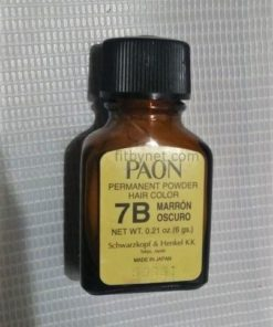 PAON PERMANENT POWDER HAIR COLOR