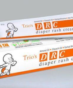 DRC DIAPER RASH CREAM