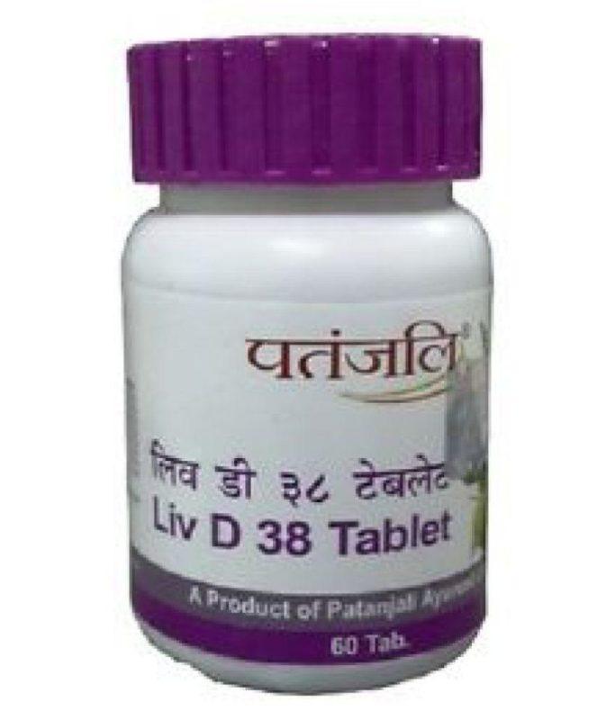 Patanjali Liv D 38 Tablet