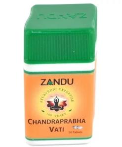 ZANDU Chandraprabha Vati Pack of 3