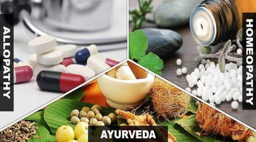 Allopathy, Homeopathy or Ayurveda: What to choose?