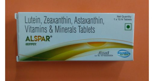 Alspar Tablet