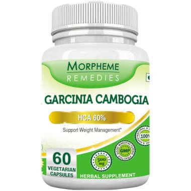 morpheme garcinia cambogia capsules for weight loss