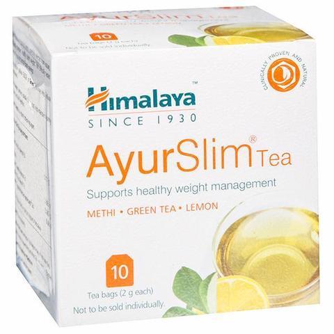 Himalaya Wellness Ayurslim Tea Pack Of 2