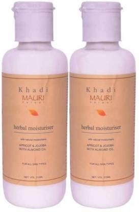 Khadi Mauri Herbal Moisturiser for skin