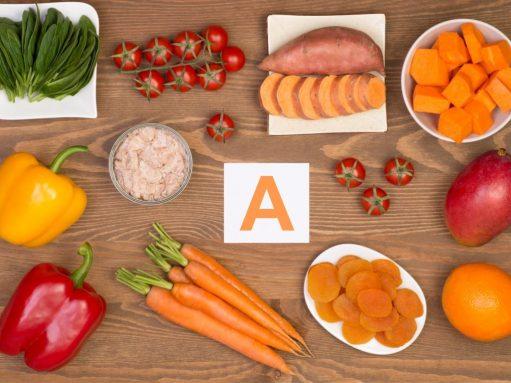 Vitamin A Benefits & Sources