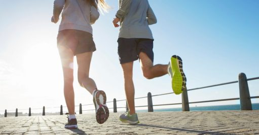 Running or Jogging? Find out which is better.
