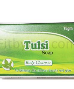 Tulsi soap