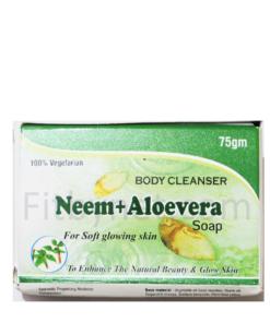 Neem+Aloevera soap