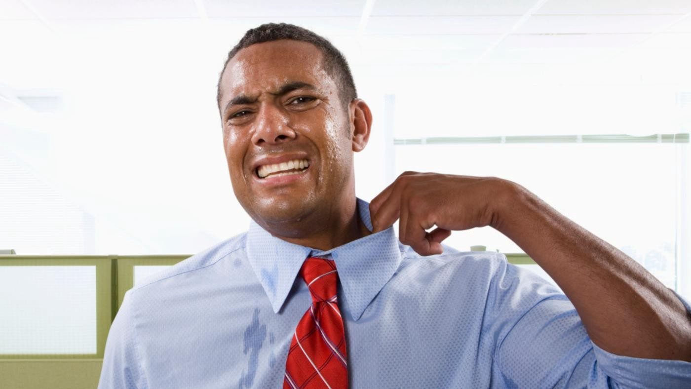 Top causes of Excessive Sweating