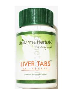 Liver tablet