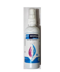 Fit women vaginal solution