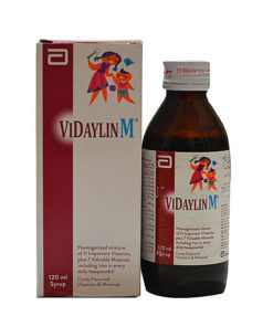 Vidaylin M syrup