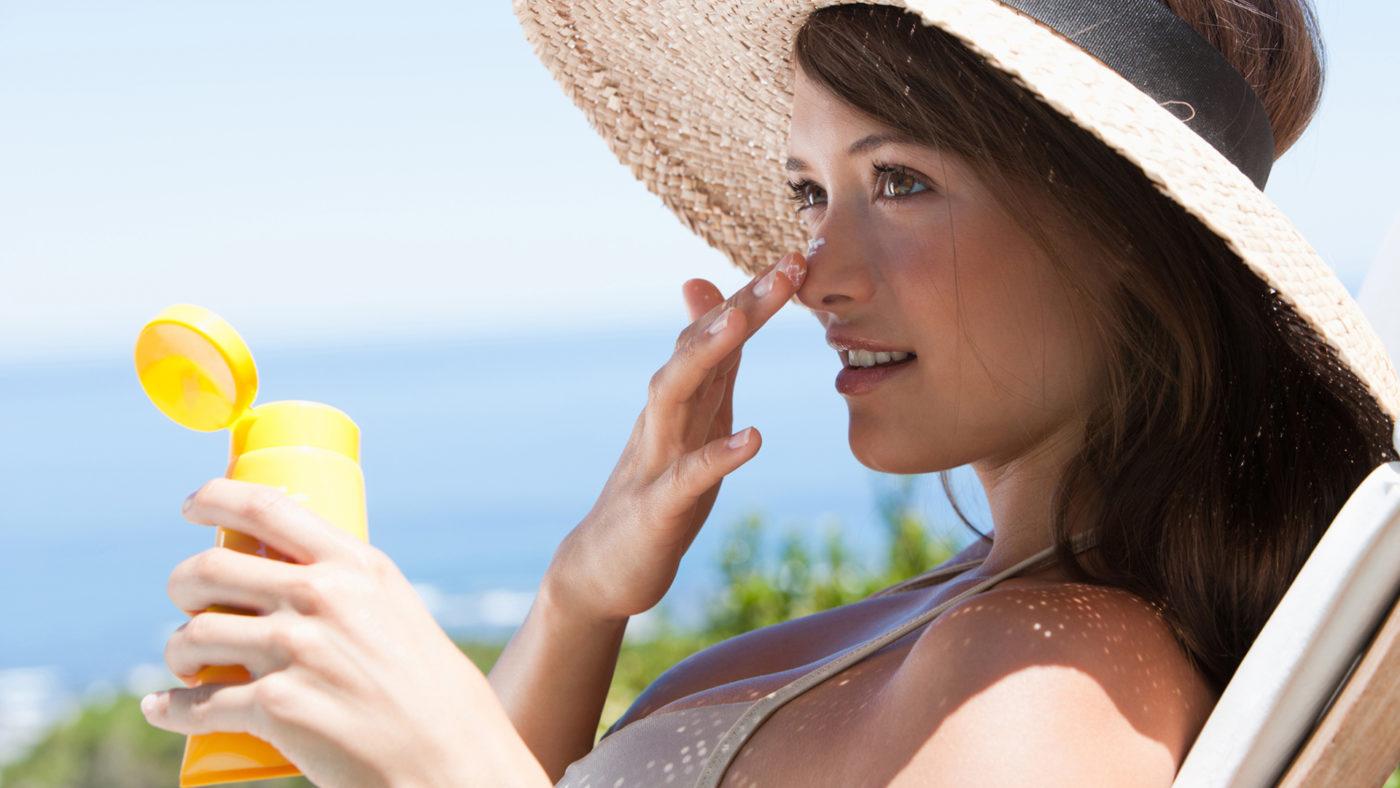 Sunscreen types & work mechanism!