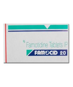 Famocid 20 Tablet