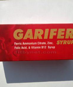 Garifer syrup
