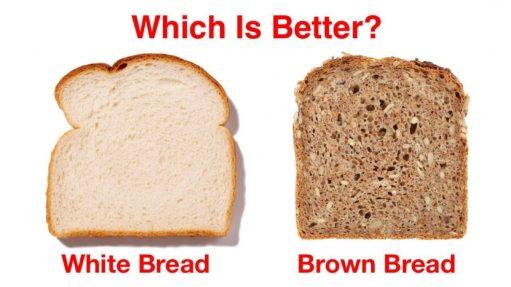 Brown Bread Vs White Bread, Which Is Healthier?