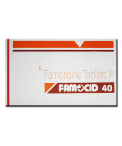 Famocid 40 Tablet