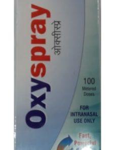 Oxyspray Nasal Spray