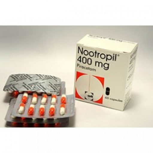 Nootropil 400 Mg Tablet Dr Reddy