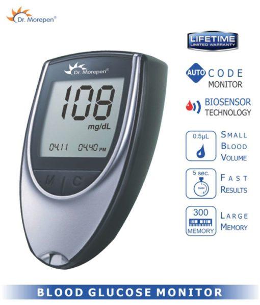 Dr Morepen BG 03 Blood Glucose Meter