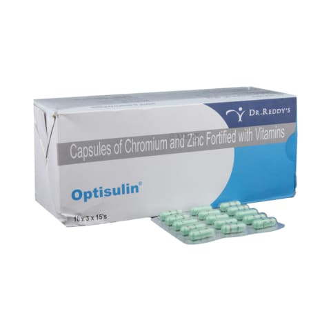 Optisulin Capsule_Dr Reddy