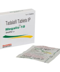 Megalis 10mg Tablet