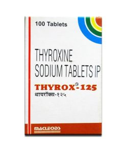 Thyrox 125 Tablet