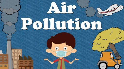 Common Indoor Air Pollutants !