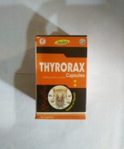 Thyrorax capsule