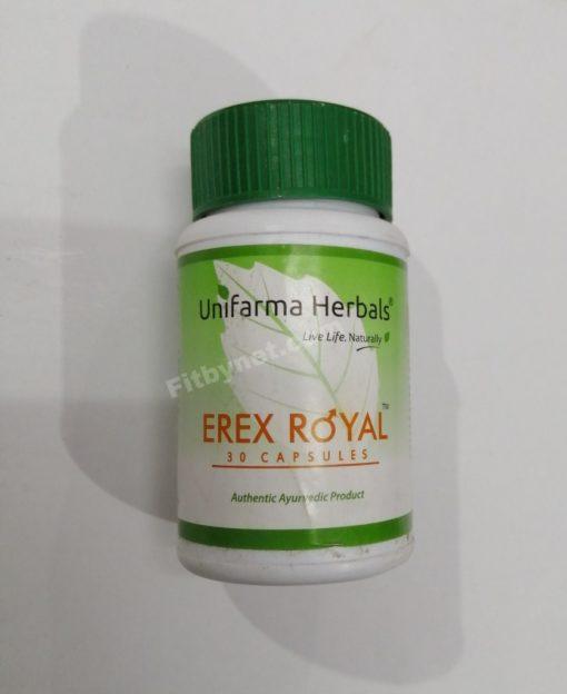 Erex royal capsule