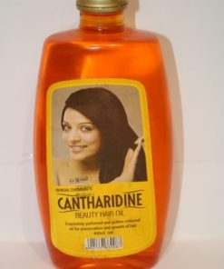 Cantharidine Hair oil