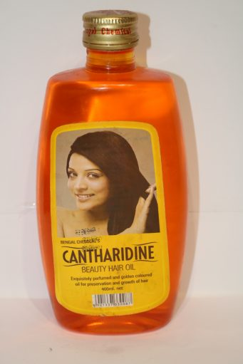 Cantharidine Hair oil 400ml