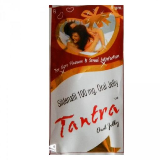 Tantra oral jelly