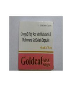 Goldcal max capsule