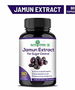 Nutriherbs Jamun Extract Capsule