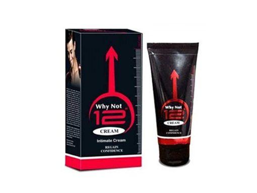 Why Not 12 Inch Penis Enlargement Cream