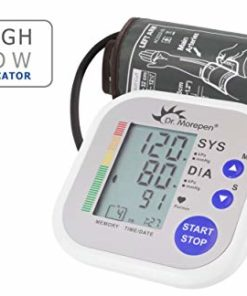 Dr Morepen BP One Fully Automatic Blood Pressure Monitor BP 02