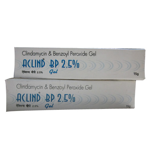 Aclind BP 2.5% Gel