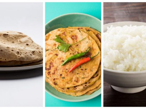 Roti vs paratha vs rice: Which is the best diet for weight loss?