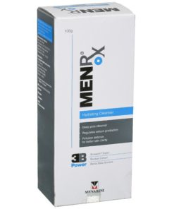 Menrox Hydrating Cleanser