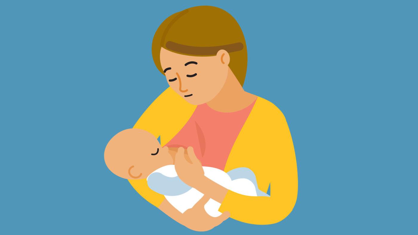 Top Common Breastfeeding Myths!