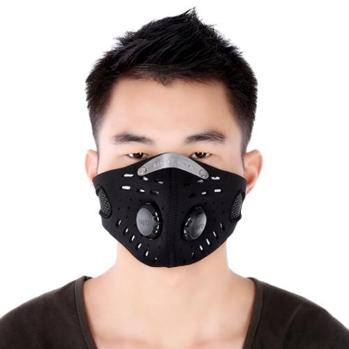 Types of Anti pollution mask!