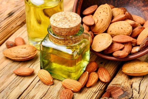 Top Benefits Of Almond Oil!