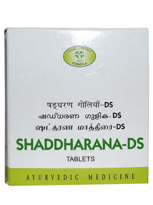 AVN SHADDHARANA DS TABLET