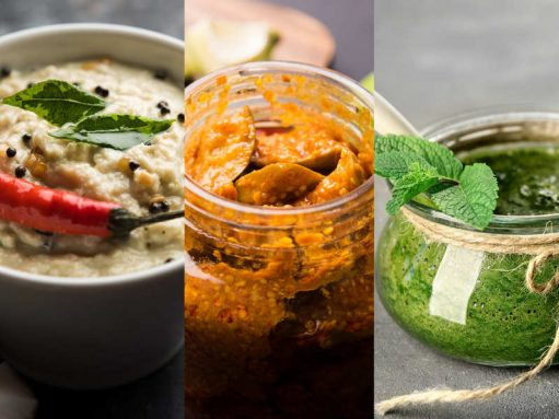 Chutney Or Pickle - Which Is Better?