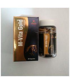 Mvita gold capsule