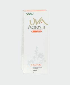 Vasu Uva Acnovin Syrup
